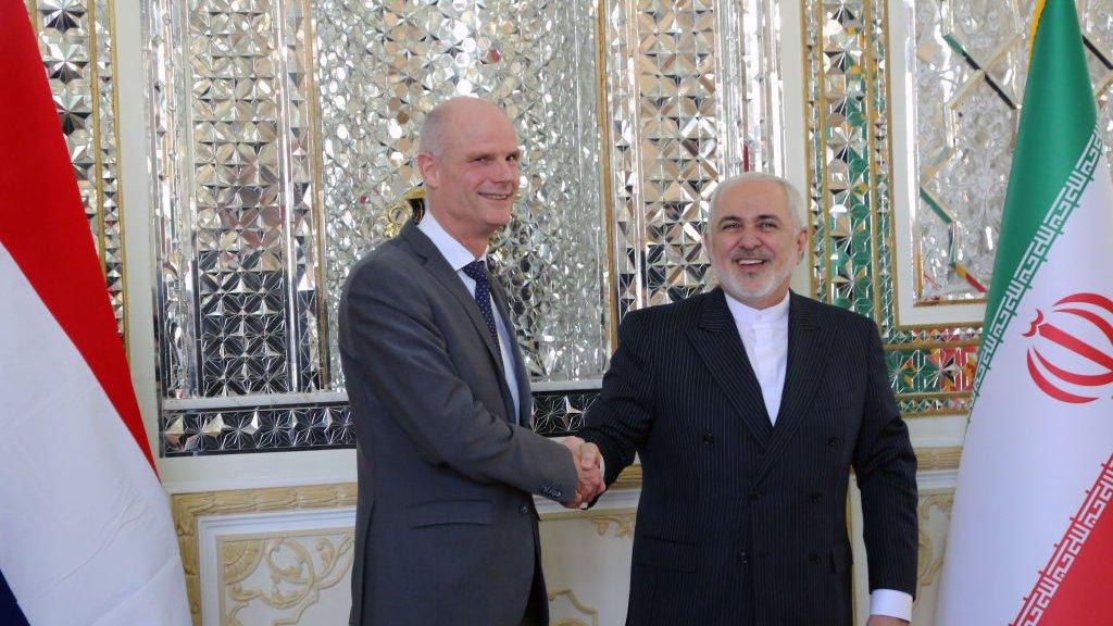 Minister Stef Blok niet getest na bezoek aan Iran