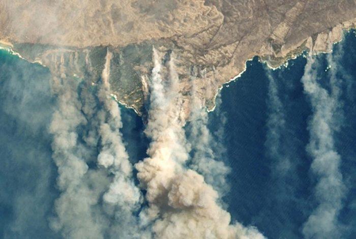 Hel en Hoog Water in Australië