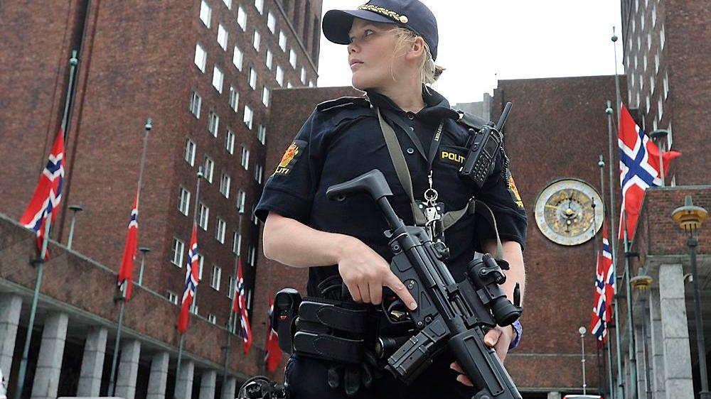 Rechtse dreiging komt overeen met islamitisch geweld zegt Noorwegen