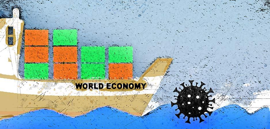 Zal een worstelende wereldeconomie het Coronavirus overleven?