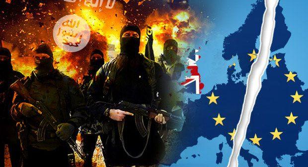 Geheime diensten waarschuwen: duizenden 'moslimsoldaten' klaar staan om Europa aan te vallen