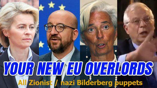 CETA, ChristenUnie en de Corrupte Europese Nazi Fascisten Unie – Beschamend