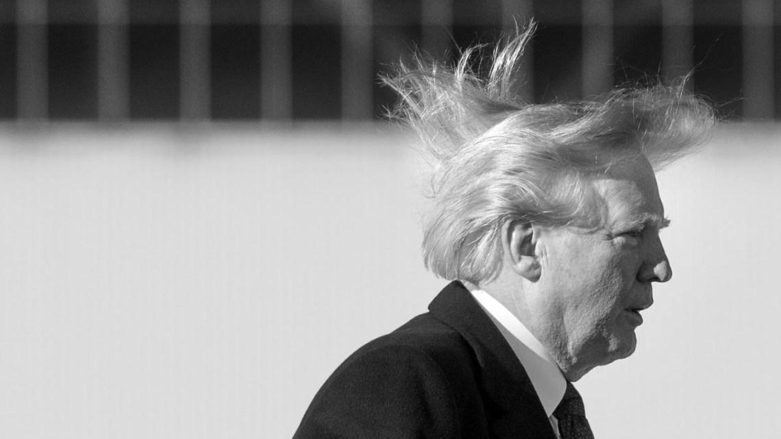 Trump-roddel over de verkiezingscampagne
