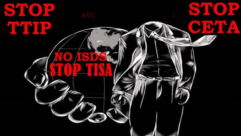 Heeft de EU schijt aan zijn burgers en gaan ze het gevaarlijke TTIP achter onze rug tekenen