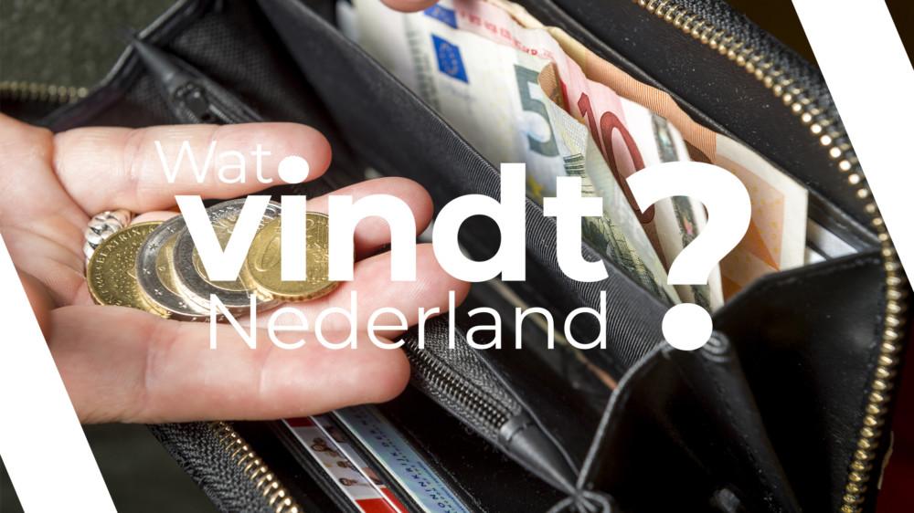 Contant geld afschaffen? Meerderheid van Nederland vindt van niet