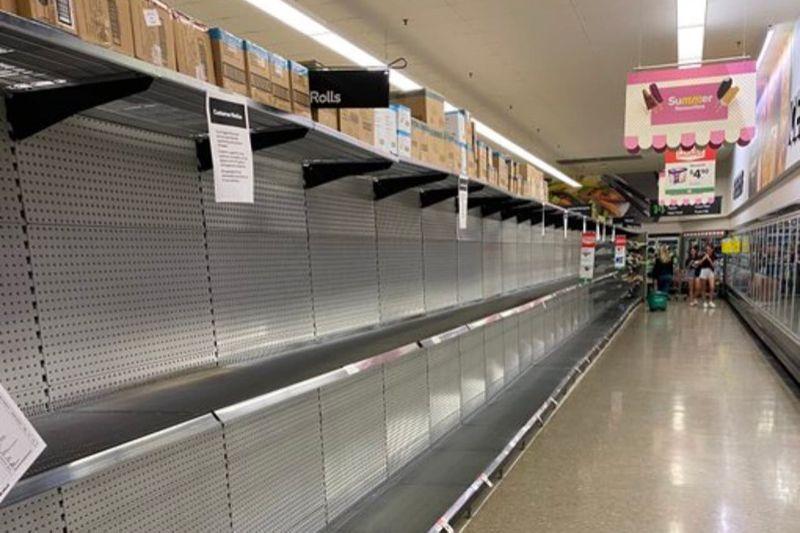 Coronavirus: waarom mensen in paniek zijn over het kopen van toiletpapier en hoe dit te stoppen