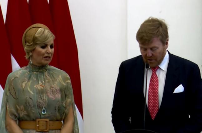 Nederlandse Rechtsstaat in gevaar! bedankt KONING Willem-Alexander