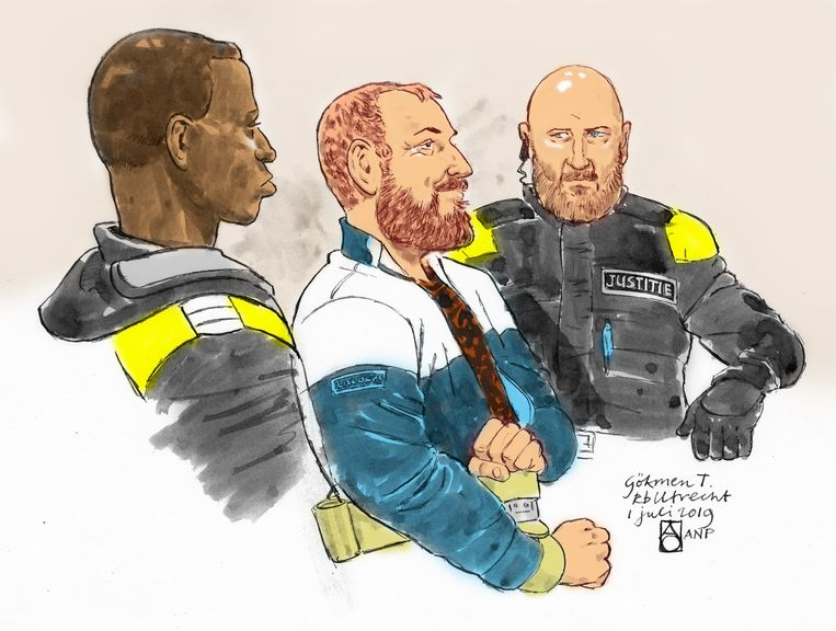 "Getuige: ""Tramschutter Gökmen Tanis deed 'iene miene mutte' om te bepalen wie hij doodschoot"""