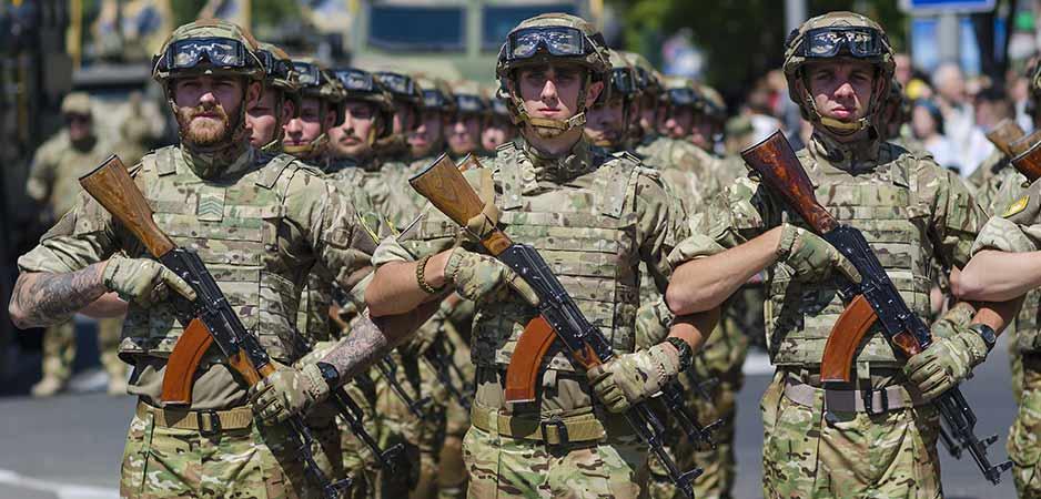 Buitenlandse strijders en de wereldwijde oorlog voor blanke suprematie