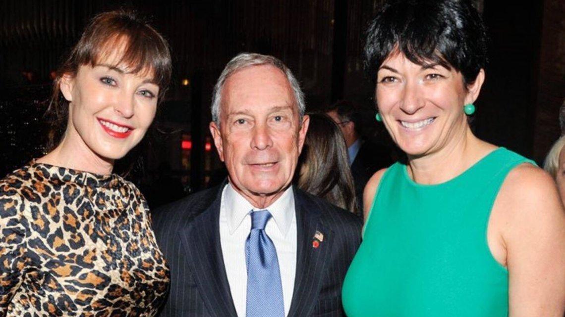 De oorverdovende stilte van de media over Mike Bloomberg's banden met Epstein en andere criminelen