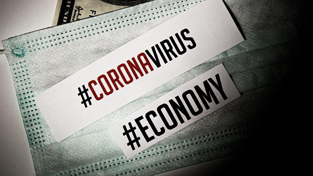Econoom we kunnen niet toestaan dat het coronavirus de economie doodt, winst van Wall Street boven het menselijk leven te plaatsen
