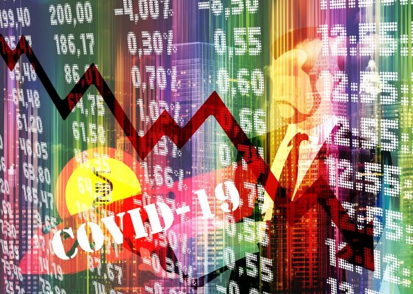 De financiële crisis begon drie maanden vóór corona