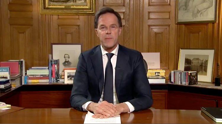 Coronavirus: tegen de 'nationale eenheid' rond Mark Rutte