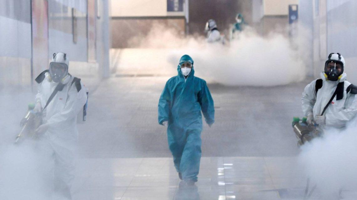 Coronavirus: Het enige dat zich 'exponentieel' verspreidt, is angst