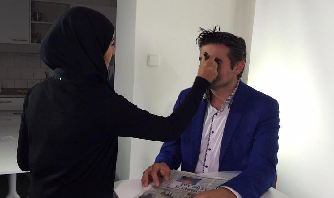 """Complot-DENK'er Tunahan Kuzu ziet media-samenzwering over moslima's met coronavirus: """"Toeval???"""""""