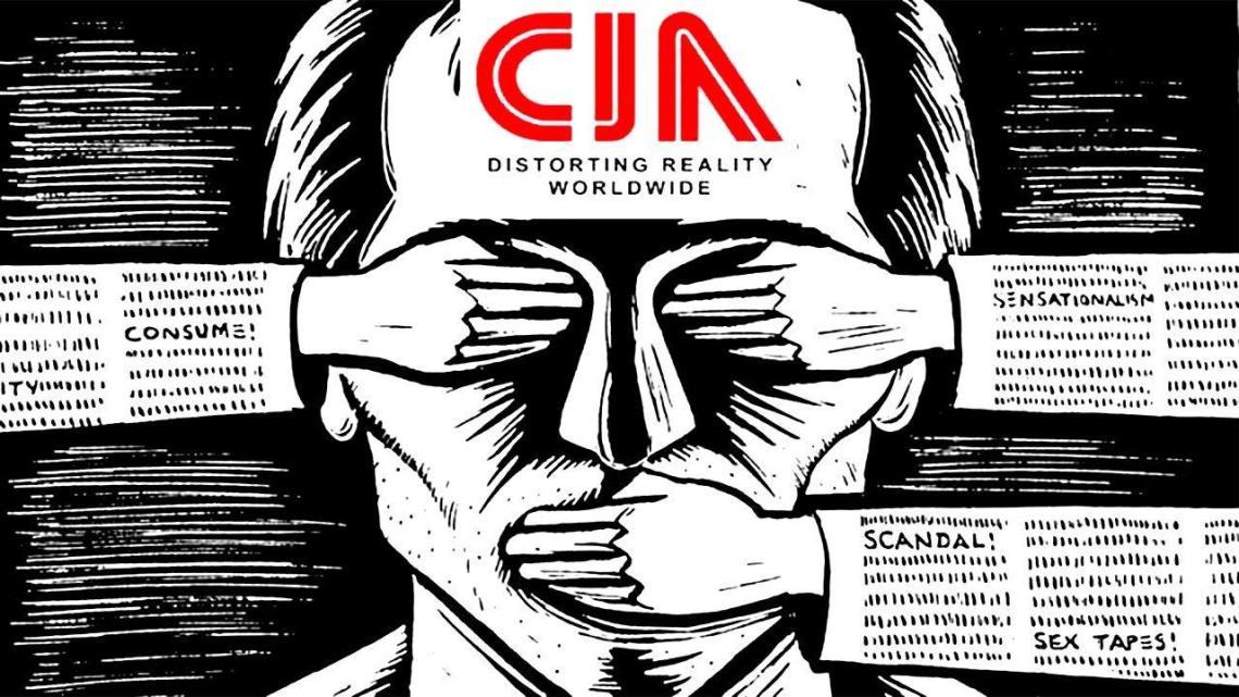 Een 70-jarige oorlog tegen 'Propaganda', gebouwd door de CIA