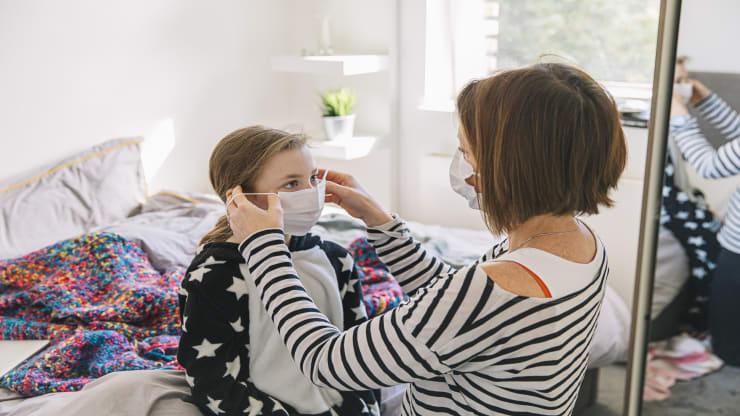 Zorgen om kinderen: Coronavirus kan bij kinderen een nieuwe inflammatoire aandoening veroorzaken