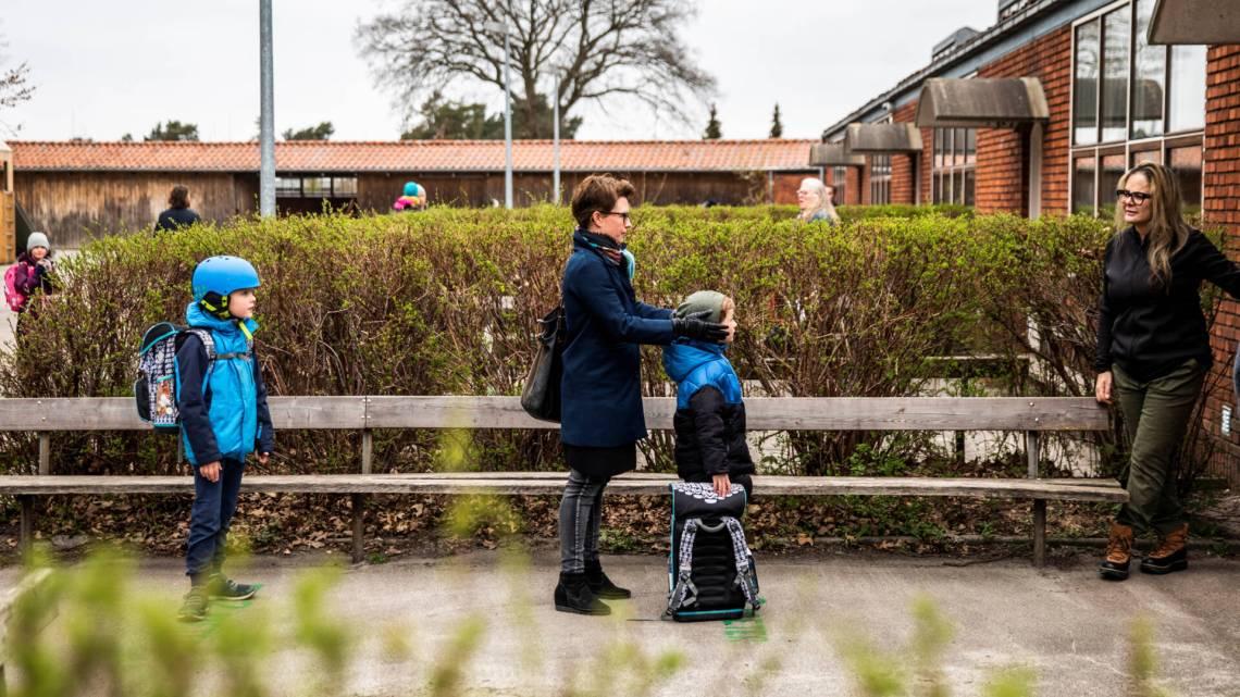 Duitse virologen: Kinderen als verspreiders?
