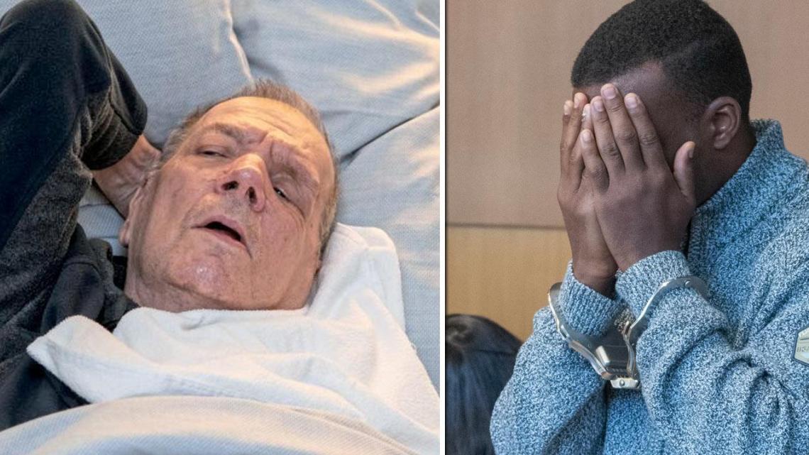 Oudere Duitse man in coma geslagen door Somalische vluchteling sterft na 11 maanden ziekenhuisstrijd