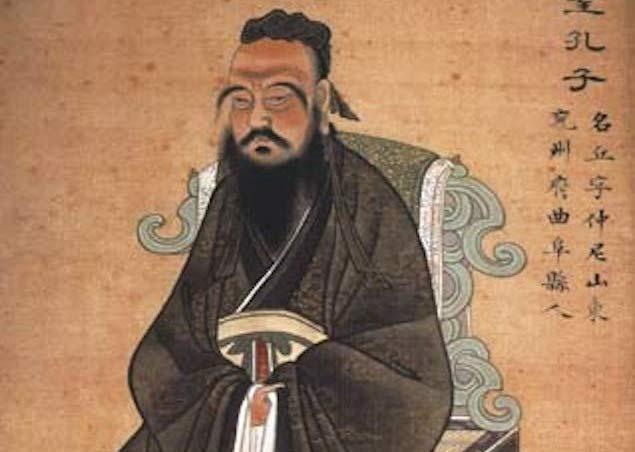 Confucius wint de COVID-19-oorlog