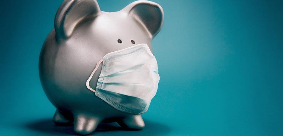 Banken in pandemische onrust