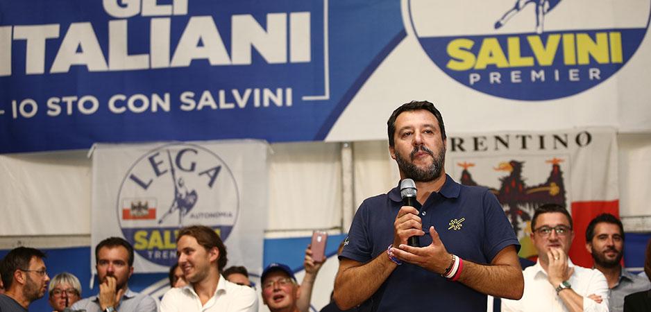 Hoe de Europese Unie Italië aan radicaal rechts verloor