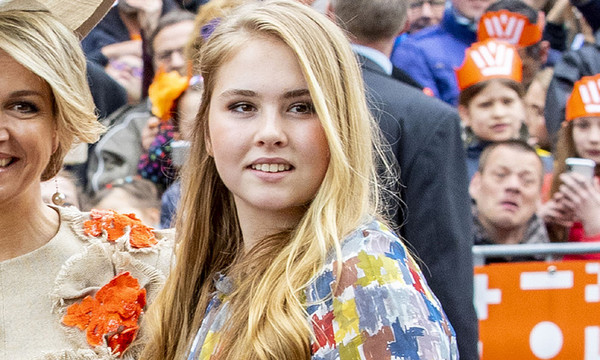 BELACHELIJK: 107.000 euro voor prinses Amalia in 2021, omdat ze in dat jaar 24 dagen 18 is