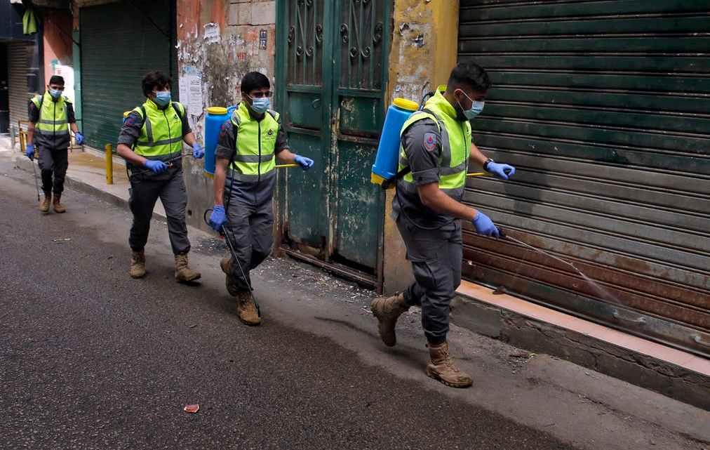 Terroristen, militanten en criminele bendes sluiten zich aan bij de strijd tegen het coronavirus