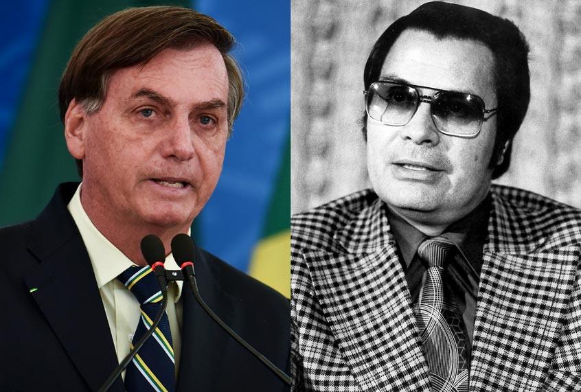 Is de GEK Jair Bolsonaro, de rechtse president van Brazilië, de nieuwe Jim Jones?
