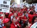 Werknemers zijn bang om tijdens een pandemie weer aan het werk te gaan. Is er eindelijk een algemene staking aan de horizon?