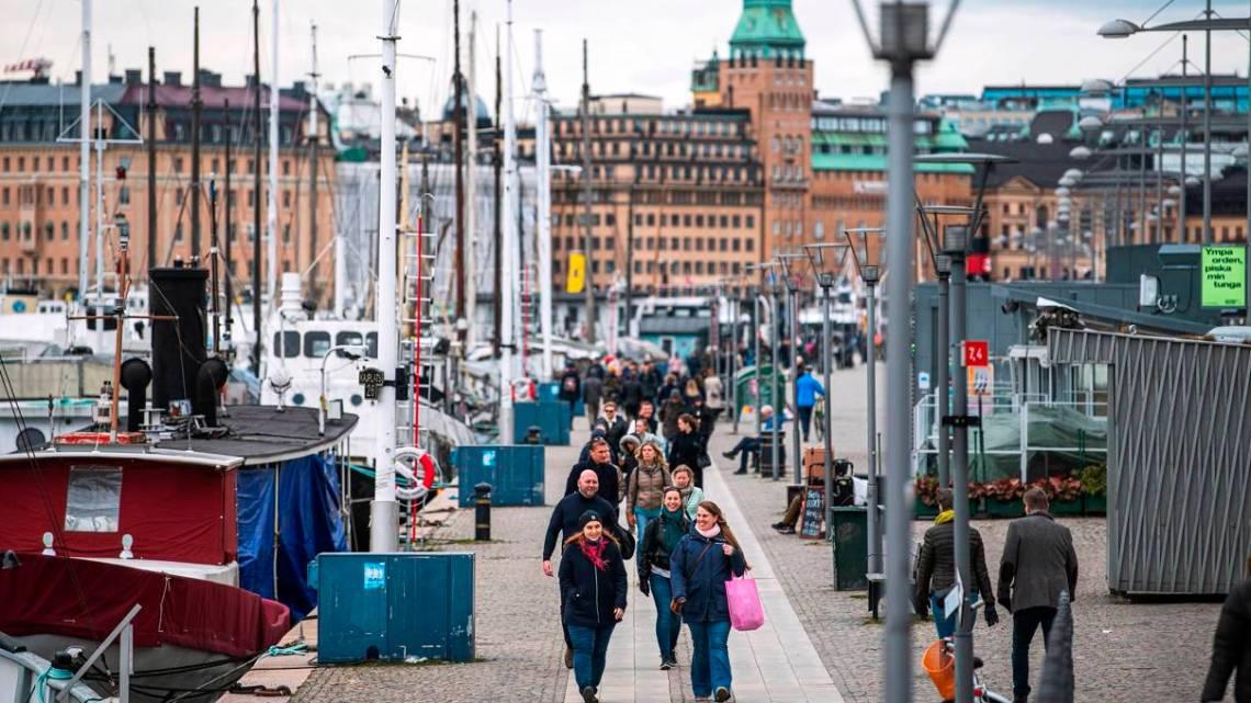 De grimmige waarheid over het 'Zweedse corona model'