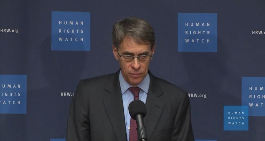 Door miljardairs gesteunde Human Rights Watch lobbyt voor dodelijke Amerikaanse sancties tegen linkse regeringen terwijl de Covid-crisis woedt