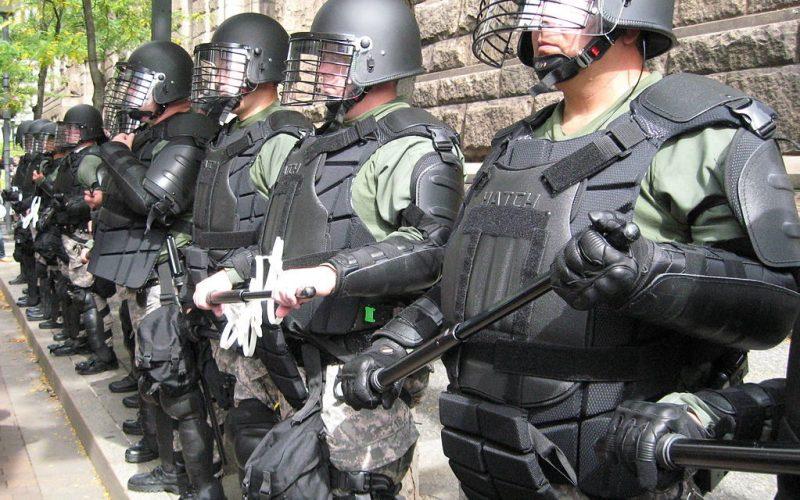 Het systeem is opgetuigd: gekwalificeerde immuniteit is hoe de politiestaat aan de macht blijft