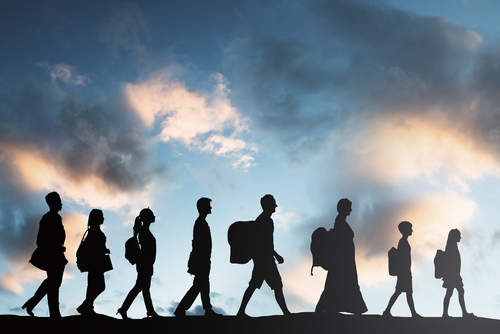 Nieuwe golf van migratie doemt op – de stroom migranten komt weer op gang