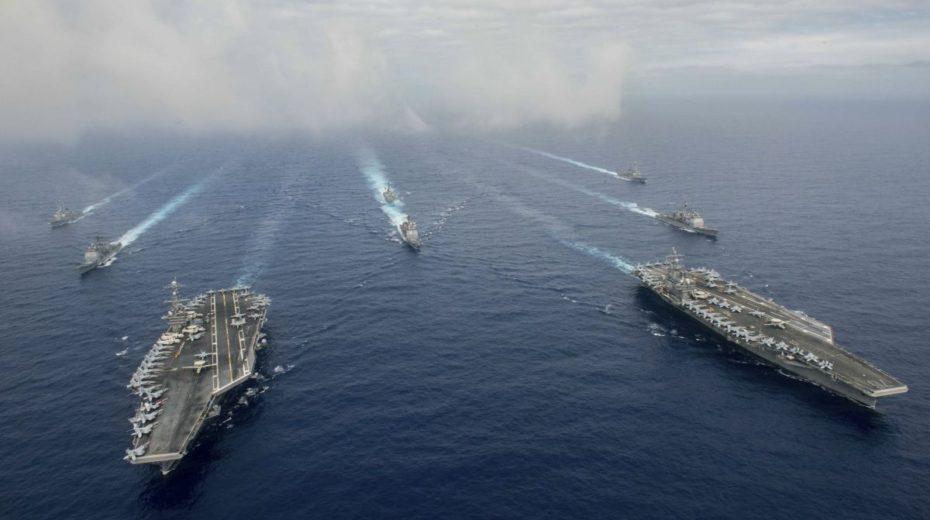 Is Amerika zich aan het voorbereiden voor oorlog