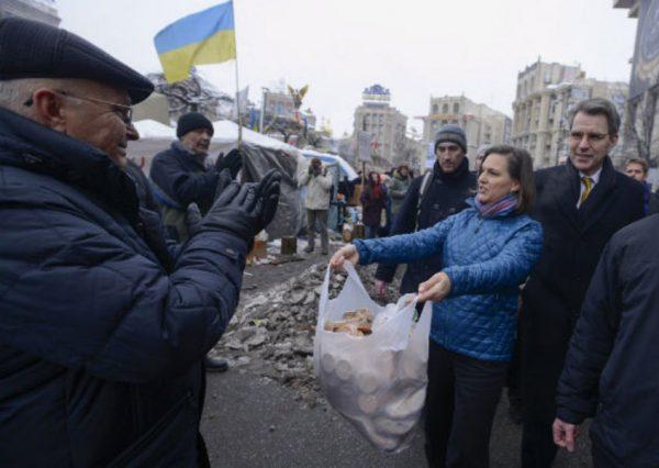 Victoria Nuland Alert: de buitenlandse interventionisten haten Rusland echt