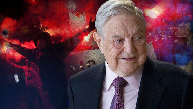President Trump gevraagt om George Soros te onderzoeken voor 'financiering van binnenlands terrorisme'