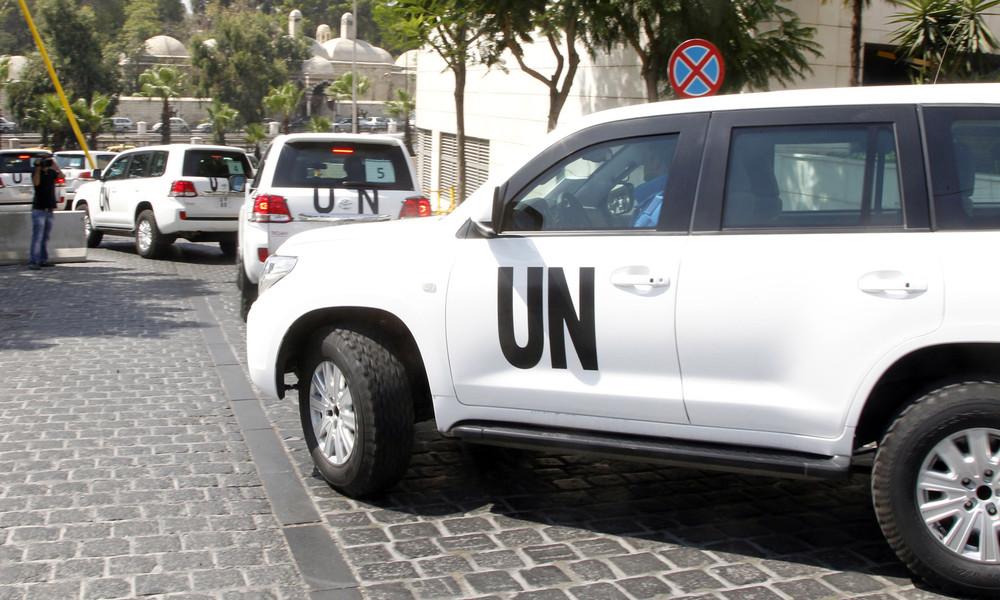 Opname toont seks in VN-voertuig – Verenigde Naties starten onderzoek (video)