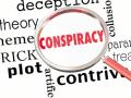 Samenzweringstheorieën Kwaadaardig  politiek, Gezichtsmaskers en Israëlische training van de Amerikaanse politie