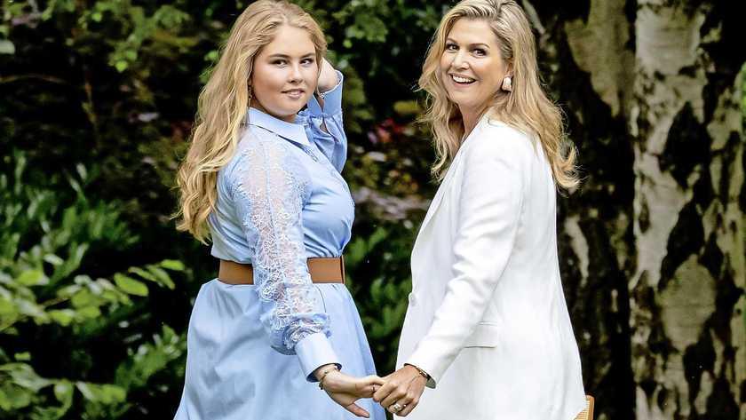 """Argentijnse hoofdredacteur door het stof nadat zij prinses Amalia """"plussize"""" noemt"""
