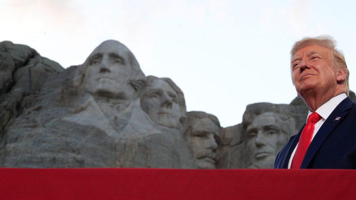 Amerikanen vieren Onafhankelijkheidsdag, maar van een uitbundig feest is door de coronacrisis niet echt sprake