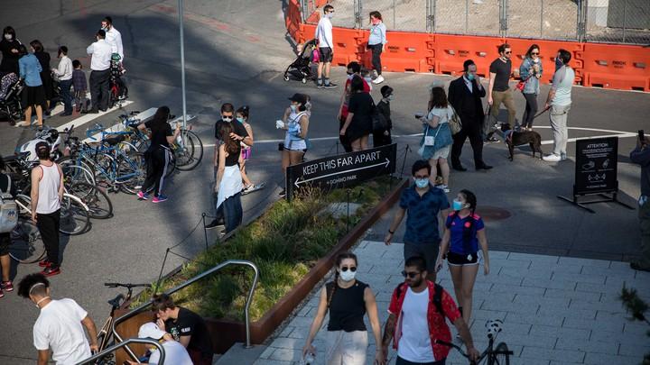 Lockdown moeheid: Wereldwijde opstand aan de gang