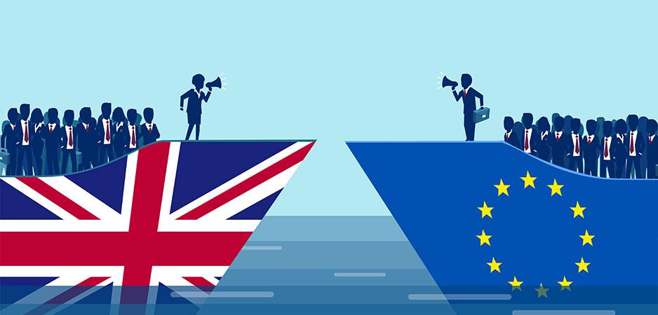 Onderhandelen over het einde van de Brexit