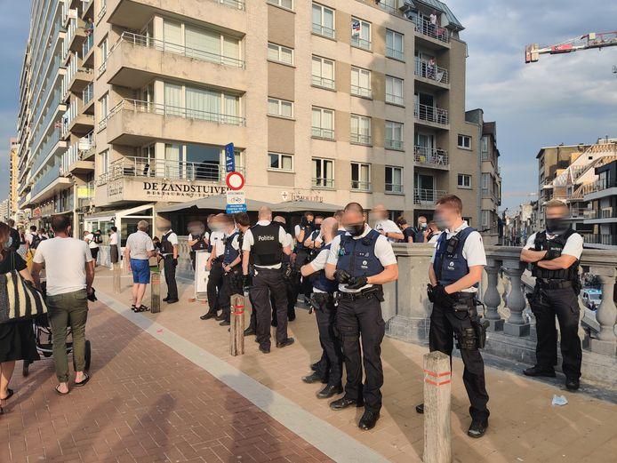 Geweld en rellen Blankenberge: kroniek van een aangekondigde miganten backlash