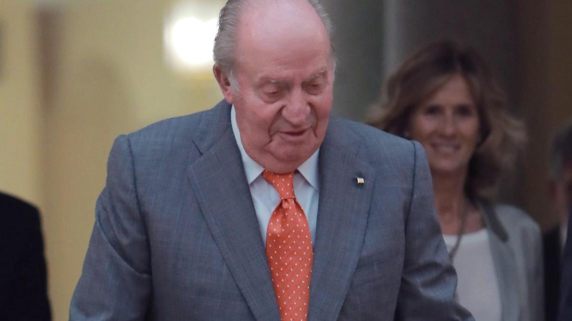 Juan Carlos I Dan ben ik weg: een koning op de vlucht