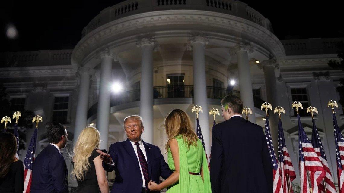 Vertaling grensoverschrijdende acceptatiespeech Donald Trump over de verkiezingen van 2020