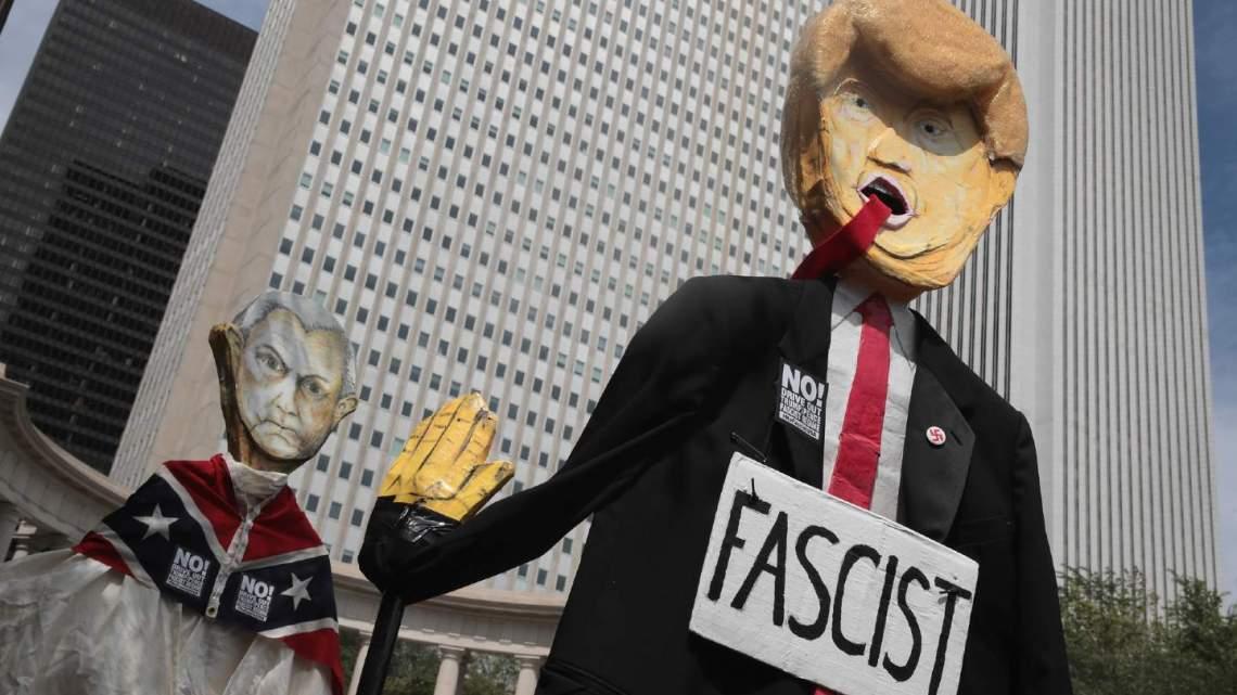 Het F-woord: geen andere manier om Trumps fascisme 2.0 te beschrijven