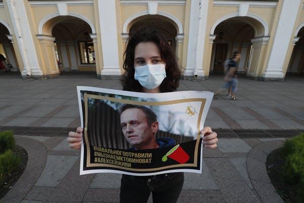 Duitsland, niet Rusland, moet vragen beantwoorden over de zaak Navalny