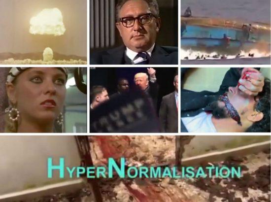 Hypernormalisatie: een documentaire van een nepwereld (DIE MOET JE GEZIEN HEBBEN)