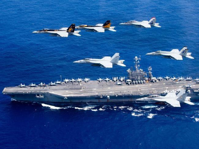 Vreedzame coëxistentie en samenwerking zijn GEEN optie voor de VS.